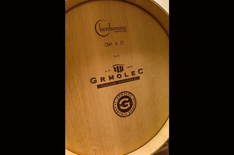 Vinařství u Grmolců